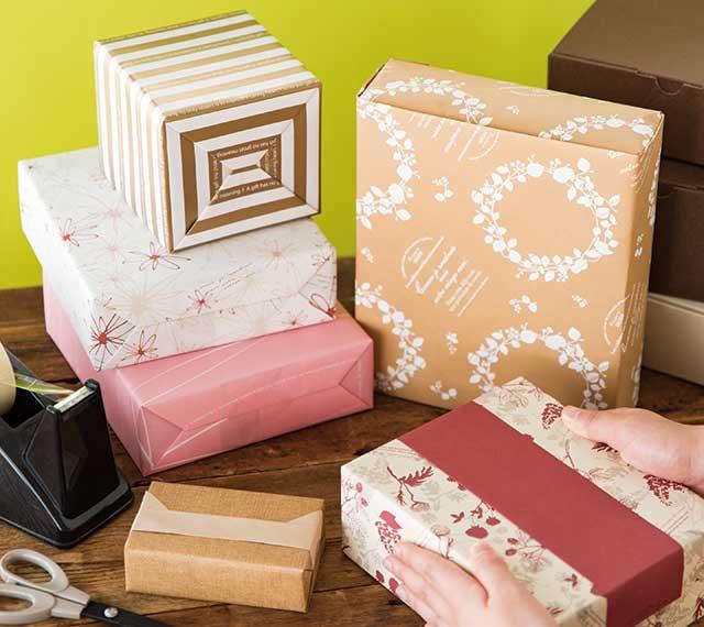 箱 ラッピング 【楽天市場】紙箱:紙箱・紙袋・包材 専門店